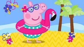 Peppa Pig Français | Jour Très Chaud! | Dessin Animé Pour Enfant