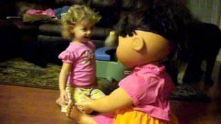 Rose meets Dora