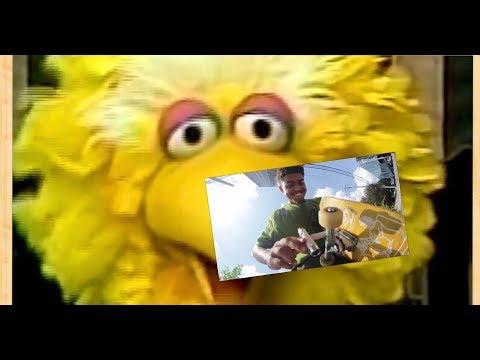 Image for video Sesame: Big Bird