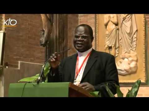 Catéchèse sur le thème : 'Enracinés en Christ' - Cdl Monsengwo Pasinya