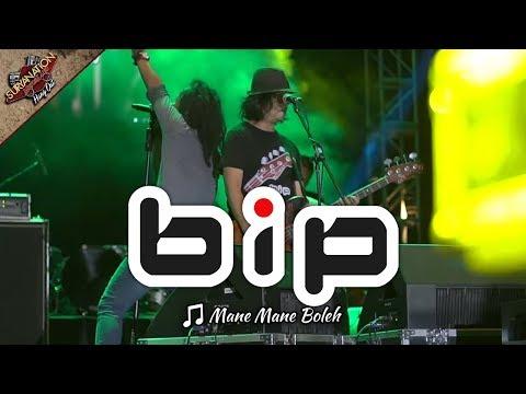 MANE MANE BOLEH   BIP [Live Konser MEI 2017 di INDRAMAYU, GOR SINGALODRA]
