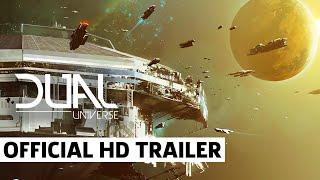Dual Universe - Exclusive Cinematic Trailer