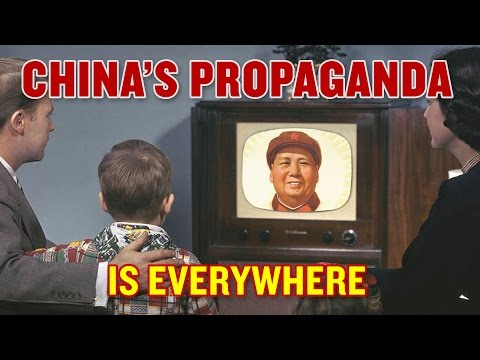 How Chinese Propaganda Has Infiltrated American Homes | China Uncensored
