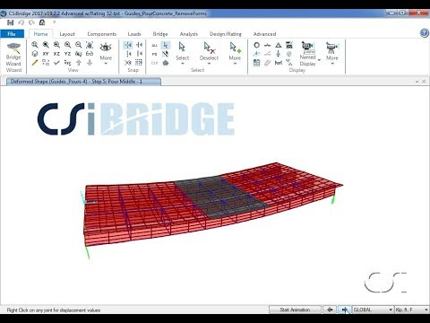 Modeling using Staged Construction