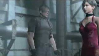 Ada Wong & Leon S. Kennedy  (What Have You Done) (Within Temptation)