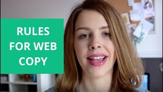 How to Write Great Website Copy (My 6 Go-To Rules)
