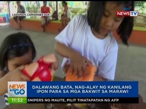Mawalan ng Timbang na may tubig