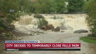 Curfew set for downtown Greenville