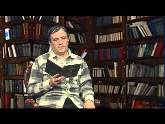 Тълкувание на Евангелието по св.ап. и ев. Марк, глава 13, Иван Николов - ППТВ
