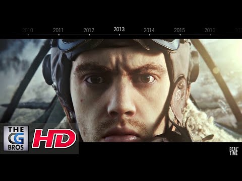 """CGI & VFX Showreels: """"20 Years of Animation"""" – by RealtimeUK"""