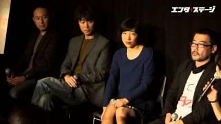 映画『百円の恋』舞台挨拶・質疑応答その2