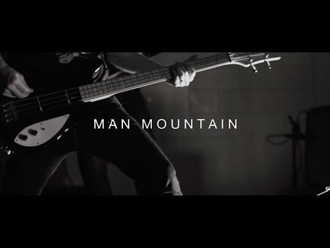 Man Mountain - Welcome to Spartan Records