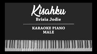Kisahku (MALE KARAOKE PIANO COVER) Brisia Jodie