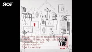 [SubzOnTOP][Vietsub] Liar - TEEN TOP (7th Mini Album 'RED POINT')