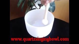 Thin small round quartz glass plate youtube video