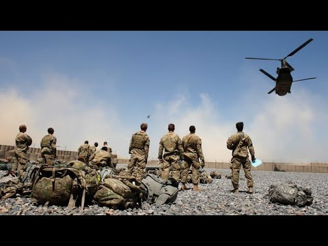 Dems & Republicans Block Draw Down Of Troops From Afghanistan