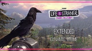 Extended Dynamic Theme [Life is Strange: Before the Storm] w/ Visualizer