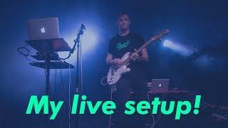 Sparkee's rig rundown | How I configure my live setup