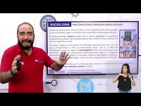 Aula 07 | Preconceitos e Desigualdades Sociais - Parte 02 de 03 - Sociologia