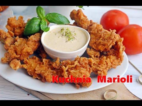 Stripsy Jak Z Kfc Z Sosem Curry Kuchnia Marioli Video Mp3