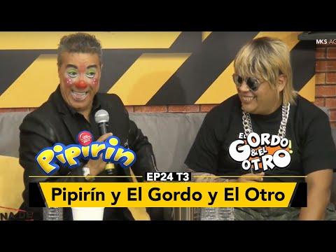 Pipirín y El Gordo y el Otro en Zona de Desmadre