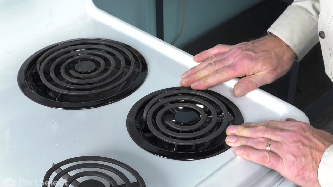 Replacing your Frigidaire Range Surface Element - 6 Inch