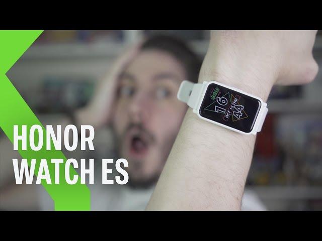 Honor Watch ES, análisis: ofrece MUCHO por MUY POCO