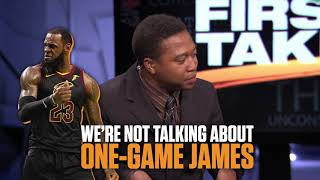 Stephen A Smith is joined in studio by Shiggy First Take