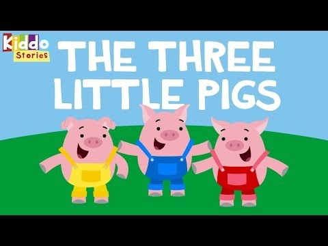 Fairy Tales - The Three Little Pigs Story