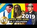 *XXL*BEST OF 2019 -  ERRATE DEN SONG IN 3 SEKUNDEN CHALLENGE🔥 - DEUTSCHRAP EDITION