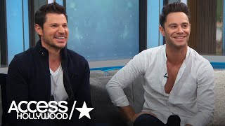 Interview on Dancing with the Stars