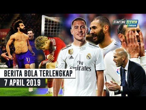 SALAH Samai Rekor Torres 👍 Madrid Mandul 😱 Transfer Musim Panas Hazard ( Berita Bola Terlengkap )