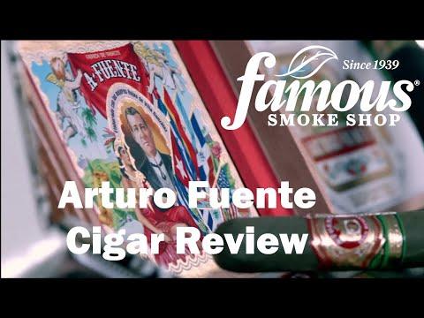 Arturo Fuente video