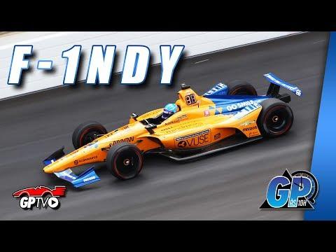 McLaren chega à Indy por influência da F1. Sem Alonso. Com Nasr? | GP às 10