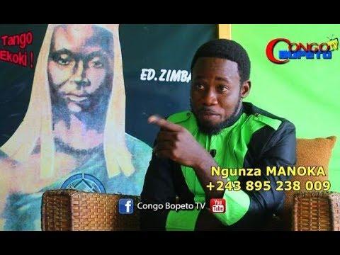 NGUNZA MANOKA : LIPAMBOLI YA SOLO YA BAYINDO EWUTAKA WAPI ? NA YEZU TO NA BAKOKO ?