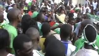 preview picture of video 'Gor Mahia Fans goes Crazy in Kisumu CBD'