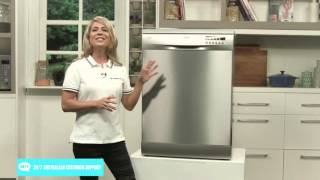 Dishlex DSF6306X Dishwasher overview by expert - Appliances Online