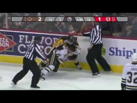 Nathan Walker vs. Carter Rowney