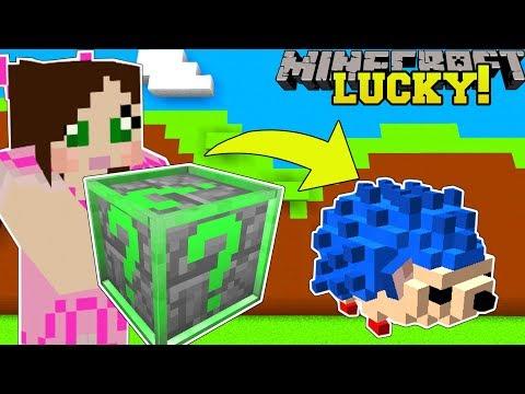Minecraft: LUCKY BLOCK SIMULATOR!!! (OPEN BLOCKS & EARN INSANE MONEY & PETS!) Modded Mini-Game