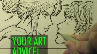 Art Advice From You! Tips About Drawing & the Creative Life [Topic Vid #4]