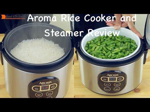 , Aroma Housewares 5-Quart Food Steamer, Stainless Steel