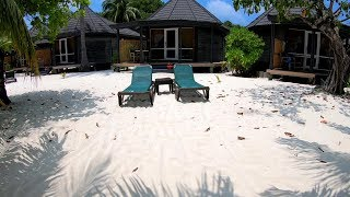 Maldives Kuredu - Sangu Jacuzzi Beach Villa QHD