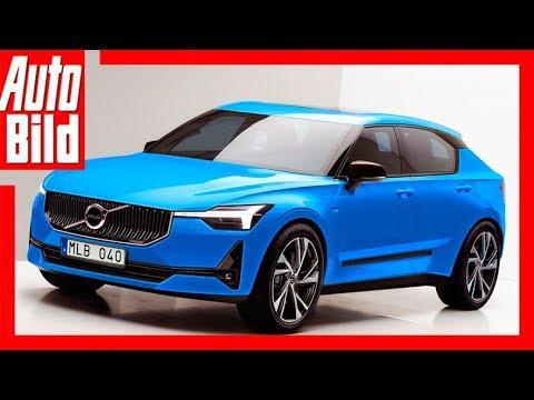 Zukunftsaussichten: Volvo V40 (2019) Details/Erklärung