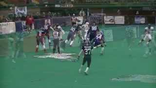 preview picture of video 'Detroit Thunder -v- Port Huron Patriots Highlights 2013'