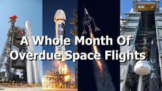 Nauka & New Shepard Fly To Space - What Do They Have In Common?