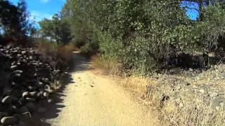 Ride video of the dirt half of Lake Natoma Loop (legal dirt on south side of lake).  Start point is Nimbus Flat, end point is near Old Folsom.