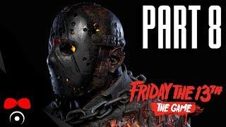 PŘEVRÁCENÉ AUTO!   Friday the 13th Game #8