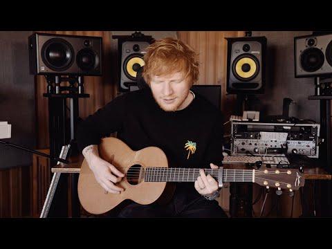 Afterglow de Ed Sheeran es pura poesia