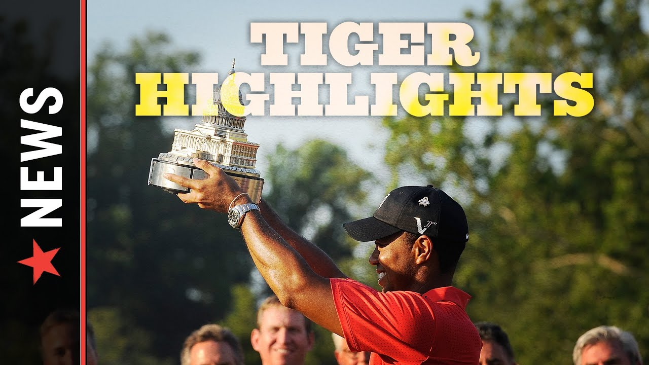 Tiger Woods wins the 2012 AT&T National, Final Round Highlights thumbnail