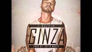 J Balvin - Ginza ( Prod. Sky Y Mosty ) Audio